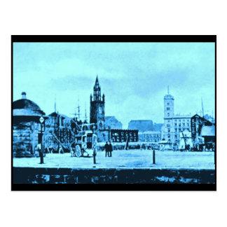 St Nicholas Church, Tower Buildings, circa 1800s Postcard