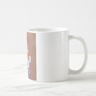 st. nicholas classic white coffee mug