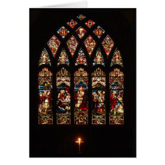 St Nicholas collegiate Church  Galway Card