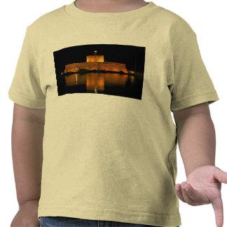 St Nicholas Fortress - Šibenik, Croatia Tshirt