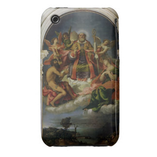 St. Nicholas in Glory with Saints Case-Mate iPhone 3 Case