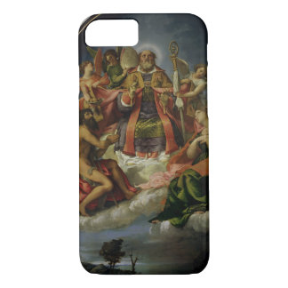 St. Nicholas in Glory with Saints iPhone 7 Case