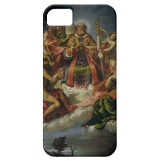 St. Nicholas in Glory with Saints iPhone SE/5/5s Case