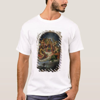 St. Nicholas in Glory with Saints T-Shirt