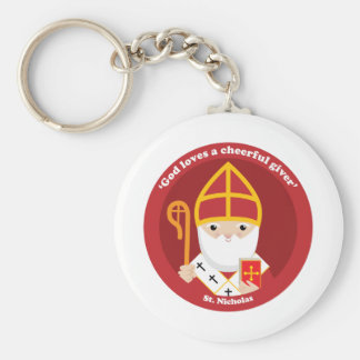 St. Nicholas Keychain