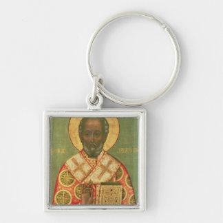 St. Nicholas, Moscow School Keychain
