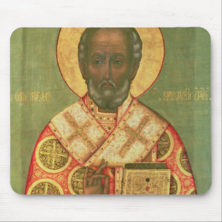 St. Nicholas, Moscow School Mouse Pad