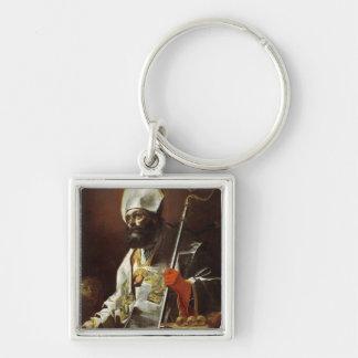 St. Nicholas of Bari Keychain