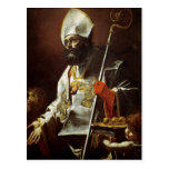St. Nicholas of Bari Postcard