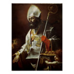 St. Nicholas of Bari Poster