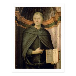 St. Nicholas of Tolentino (panel) Postcard