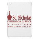 St. Nicholas Orthodox Church in McKinney, TX Cover For The iPad Mini