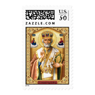 St. Nicholas - Postage