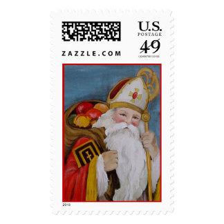 St. Nicholas Stamp