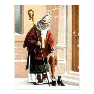 St. Nicholas Postcard