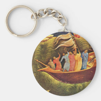 St. Nicholas Rescues The Shipwrecked Keychains