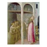 St. Nicholas Resuscitates the Three Children Post Cards