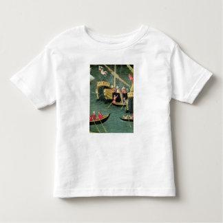 St. Nicholas Saves Mira from Famine T Shirt