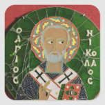 St. Nicholas Square Sticker