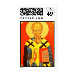 St. Nicholas the Wonderworker Postage Stamps