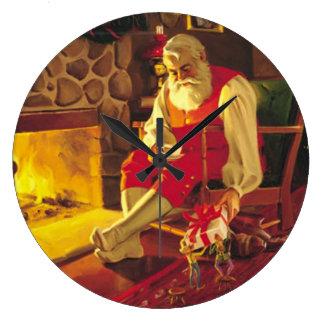 St. Nicholas Wall Clock