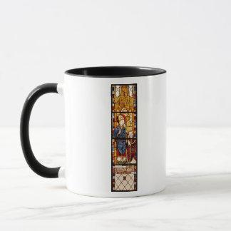 St. Nicholas with a donor Mug