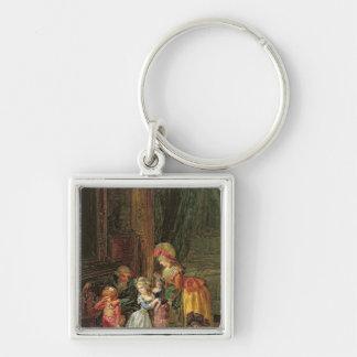 St. Nicholas's Day Keychain