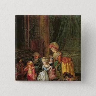 St. Nicholas's Day Pinback Button