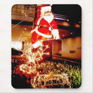 St Nick Mouse Pad