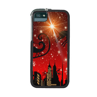 St Nick on Christmas Eve iPhone 5/5S Case