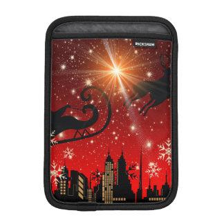 St Nick on Christmas Eve iPad Mini Sleeves