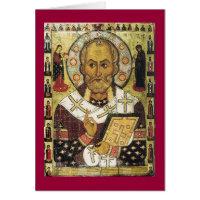 St. Nicolas Greeting Cards