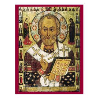 St. Nicolas Postcard
