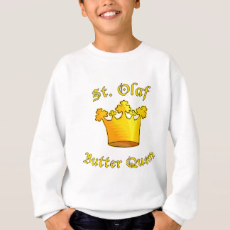 St. Olaf Butter Queen Products Sweatshirt