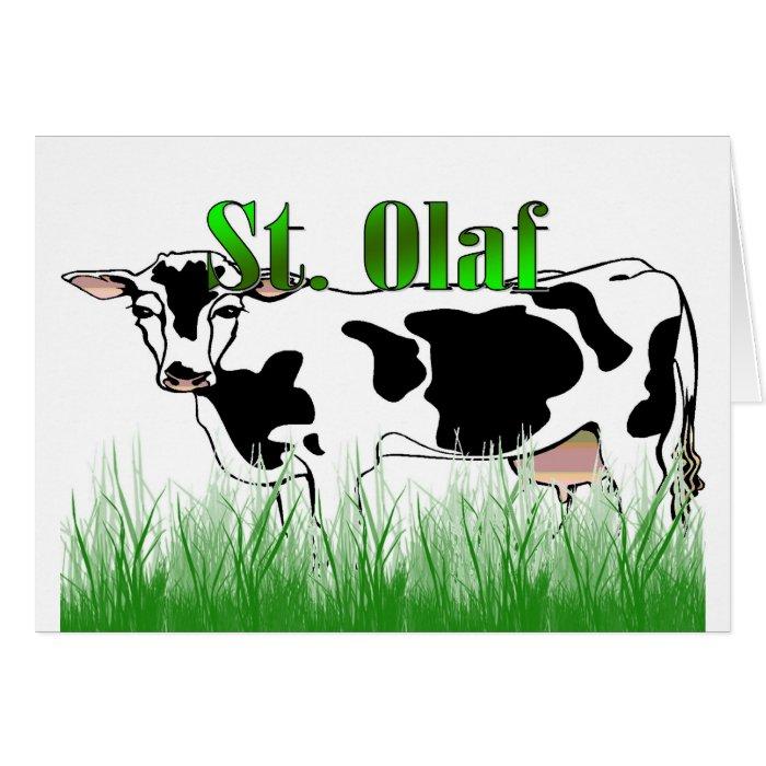 St. Olaf Gear! Card