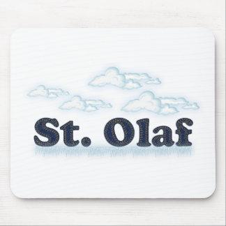 St. Olaf Tapetes De Raton