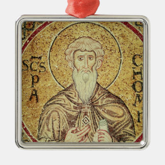 St. Pachomius Metal Ornament
