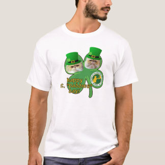 st. paddies day shirt - design 2 front only