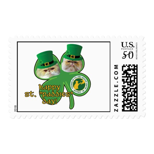 st. paddies day stamps
