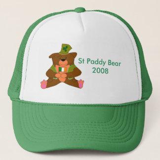 St Paddy Bear2008 Trucker Hat