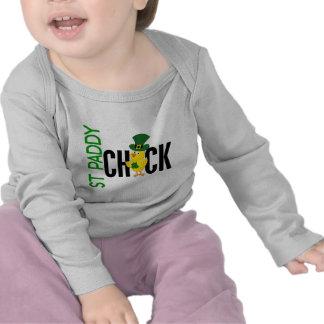 St Paddy Chick Shirts