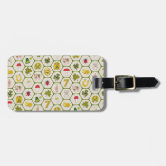 St. Paddy Luck Bag Tag
