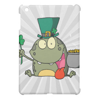 st paddy py day froggy frog cover for the iPad mini