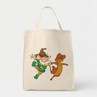 St. Paddy's Odd Couple Tote Bags