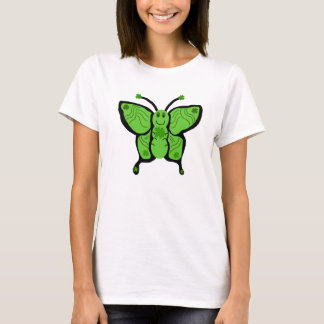 St Paddys butterfly shirt