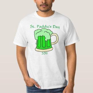 St. Paddy's Day 2011 Green Mug Shirt