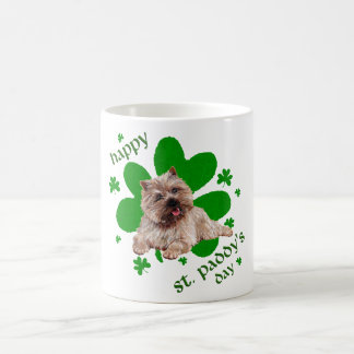 St Paddys Day Cairn Terrier Coffee Mug