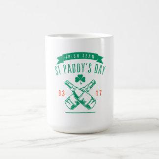 St Paddy's day Classic White Coffee Mug