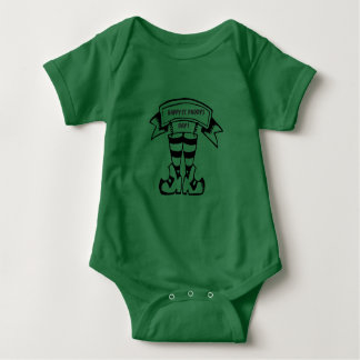 St.Paddy's Day Diaper Shirt