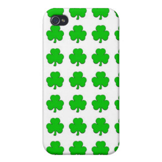 St. Paddy's Day iPhone 4 case